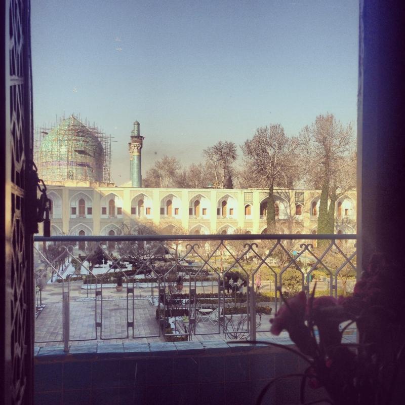 زمستان ۱۳۹۲ اصفهان